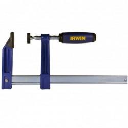 Ścisk śrubowy nastawny typ S   80 mm / 400 mm