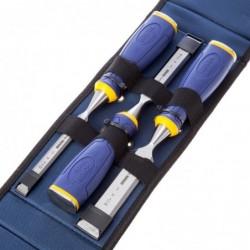 Zestaw 3 dłut MS500 w etui - 6, 12, 20 mm [10503835]