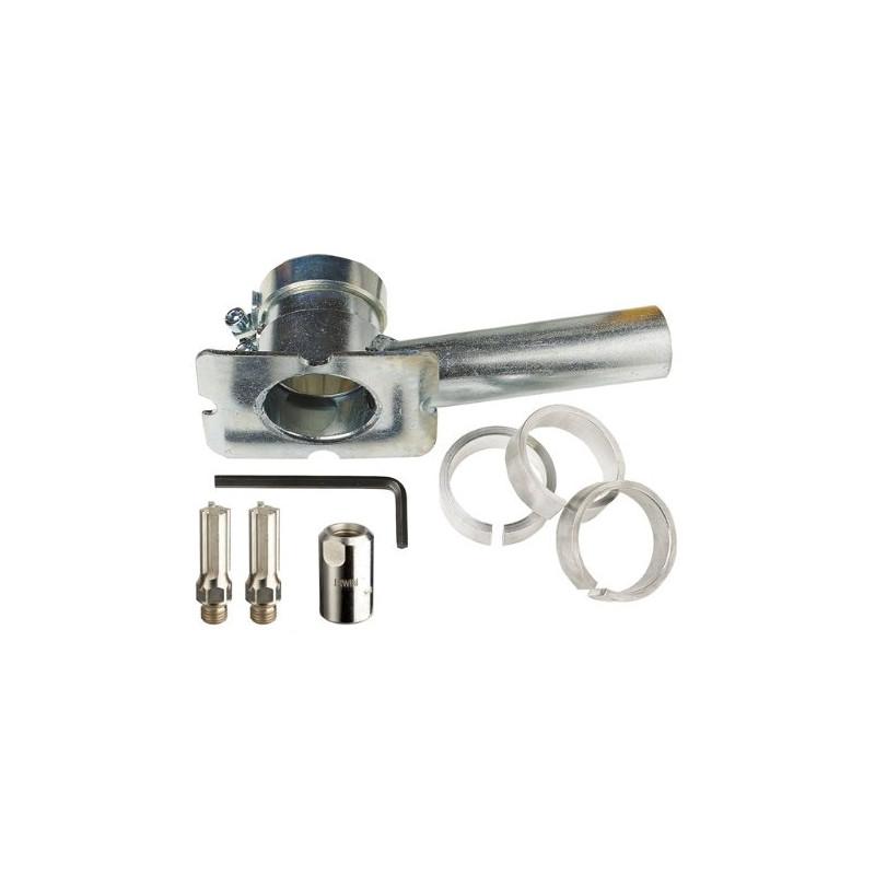 Zestaw - frez do usuwania fug 08x20/40mm (2 szt.), Podstawa, Adapter 10507267
