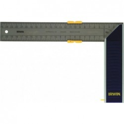 Kątownik stolarski prosty 250 mm - metryczny