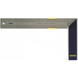 Kątownik stolarski prosty 300 mm - metryczny