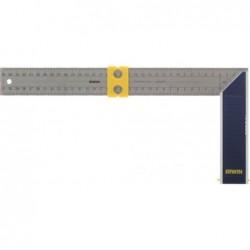 Kątownik stolarski prosty 350 mm - metryczny
