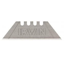 4-punktowe ostrze trapezowe ze stali węglowej (100 szt.) podajnik