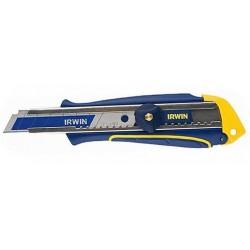 Nóż łamany STANDARD z pokrętłem - ostrze Bi-metal 18mm