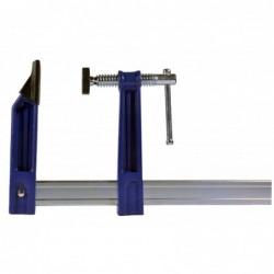 Ścisk śrubowy nastawny typ L   140 mm / 400 mm