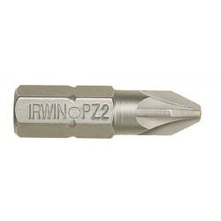 Bit  1/4 cal 25 mm Pozidriv PZ2 (10 szt.)
